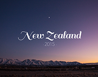 New Zealand Photography - South Island