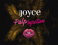 Pulp Injection Makeup | Brand Identity & Website