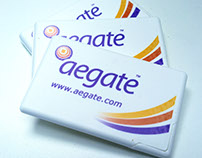 Aegate - Events Branding