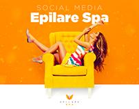 Social Media Epilare Spa