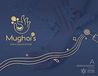 MUGHAI'S REBRANDING | HEALTH AND BEAUTY INDUSTRY