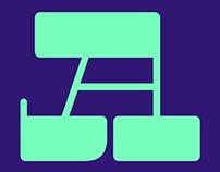 Utug typeface