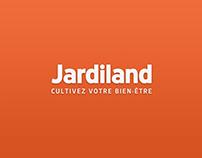 """Newsletter for """"Jardiland"""""""