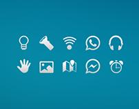 Misc. Phone Icons