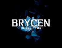 Brycen - Free Serif Demo Font
