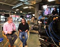 Video Series Talk Show - Writer, Director, Host