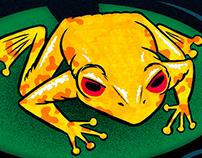 El asesino de anfibios (Principia Magazine)