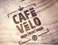 Café Vélo Agen/Pont Canal