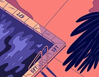 The Unkown Knowns Editorial Illustration