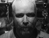 Mick Moss // Vocalist of ANTIMATTER // Portrait
