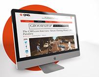CMO Website