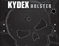 Tactical Supply Kydex Holster Packaging Design