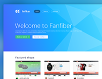 Fanfiber website