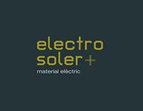 ELECTROSOLER   Material Elèctric