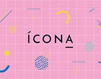 Ícona · Branding