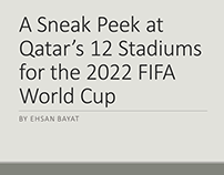 Qatar's 12 Stadiums for the 2022 FIFA World Cup