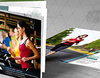 Workout Body Fitness Catalogue Design