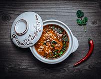 "Photoshoot for MENU ""Armenia Restaurant"""