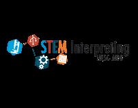 STEM Interpreting Logo