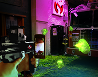 Ghostbusters Transmedia Experience