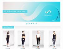 Beyond Infinity - web design and branding