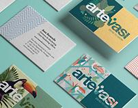 Artevasi Rebranding