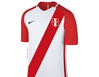 Fantasy Jersey Peru by Nike-2017