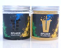Splash - Tapioca and Boba Jars