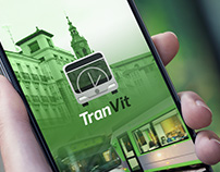 Tranvit, Logo, App and Website