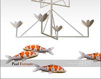 Paul Ferrante Lighting - Consumer Print Ad