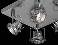 ARTE LAMP / COSTRUTTORE 3d model