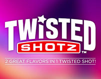 Twisted Shotz - You Call The Shot Campaign Infographic