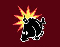 Carp Bomb Logo