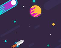 Deep Space Dissolution