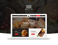 Development of an online store farshburgers.com