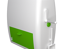 GREENDER | Organic waste container