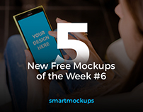 New Mockups of the Week #6