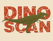 Dino Scan Interactive Kiosk