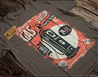 Gas T-shirt 2019