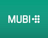 STUDENT WORK | Mubi