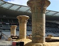 Aida - Stade de France 2010