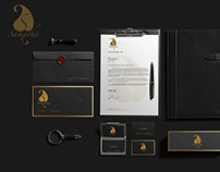 Samatha Co.Ltd. Logo and CI Design (Thailand)