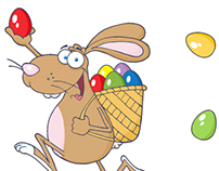 Rabbit Cartoon Characters