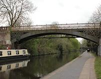 Regent's canal at Primrose Hill