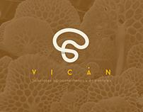 Vicán - Branding