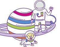 Medalhas e Badges - Little Maker