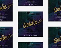 GOLDIE - Live in Jakarta 2016