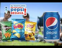 TVC - Ruffles & Pepsi