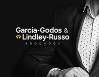 GLR Abogados - Brand Identity Design