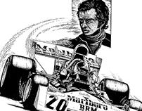 JP Beltoise, 1972 Monaco Grand Prix Winner